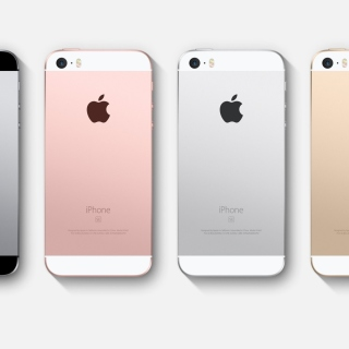 IPhone SE sfondi gratuiti per iPad mini