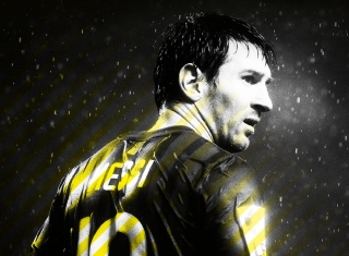 Free Messi Picture for Samsung Galaxy S5