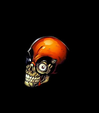 Skull Tech sfondi gratuiti per iPhone 5