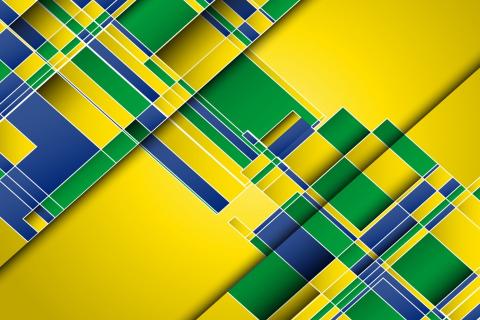 Brazil Colors para LG E400 Optimus L3
