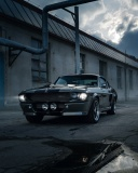 Screenshot №1 pro téma Ford Mustang GT500 Eleanor 1967 128x160