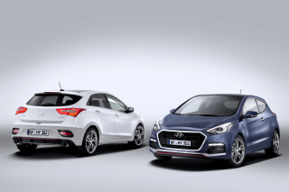 Hyundai i30 Turbo Wallpaper for Android, iPhone and iPad