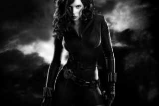 Black Widow Picture for Android, iPhone and iPad