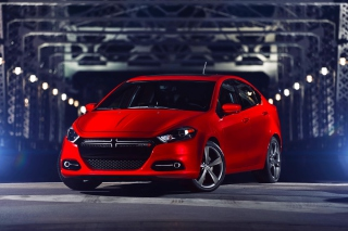 2016 Dodge Dart GT Background for Android, iPhone and iPad