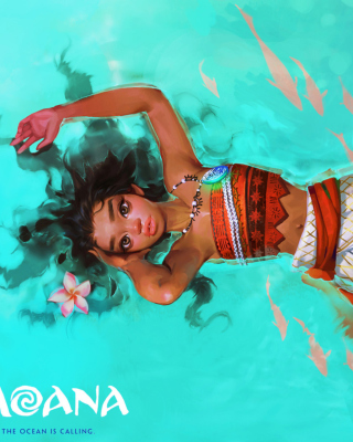 Moana Movie Wallpaper for HTC Titan