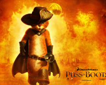 Puss In Boots para 220x176