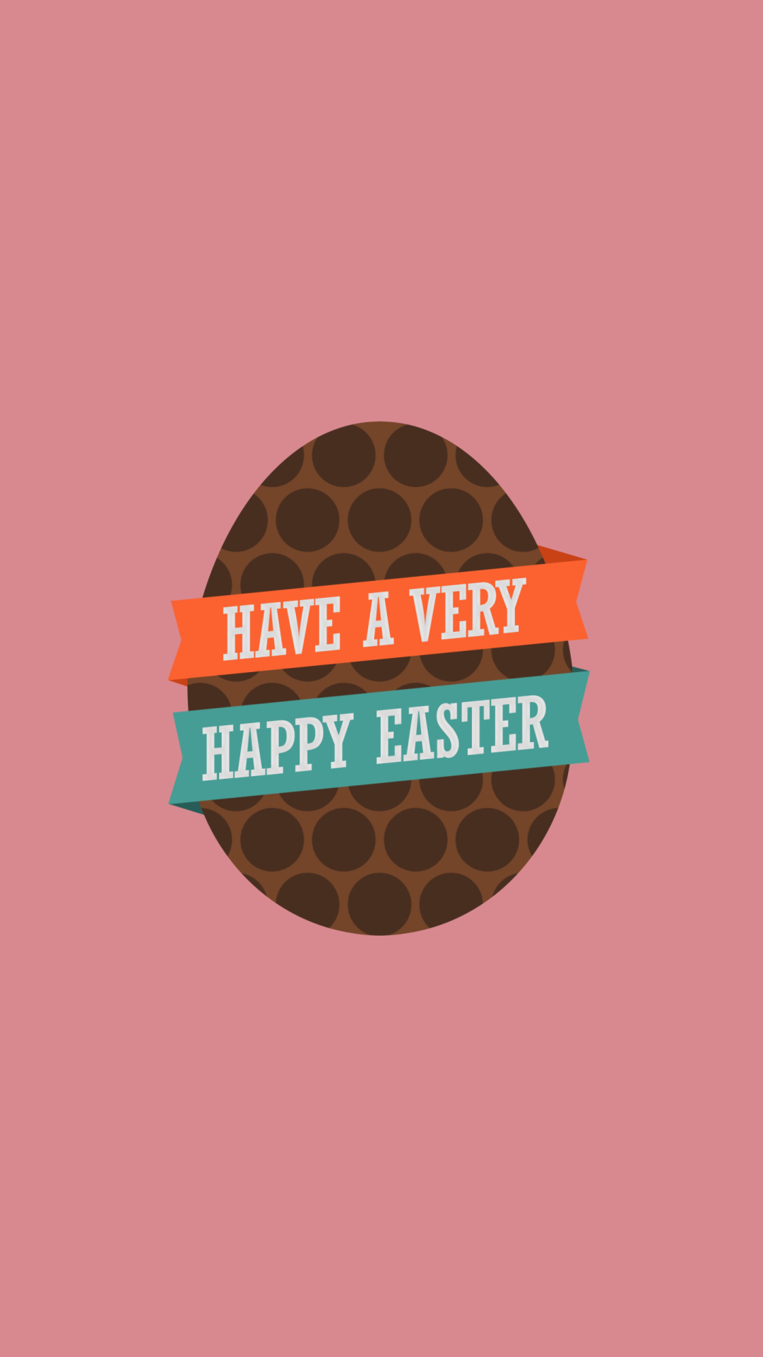 Very Happy Easter Egg wallpaper 1080x1920