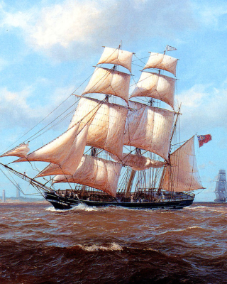 John Steven Dews Marine Painting Picture for 640x1136