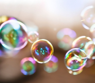 Colorful Bubbles - Fondos de pantalla gratis para iPad 3