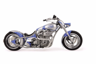 Free American Chopper Bike Picture for Android, iPhone and iPad