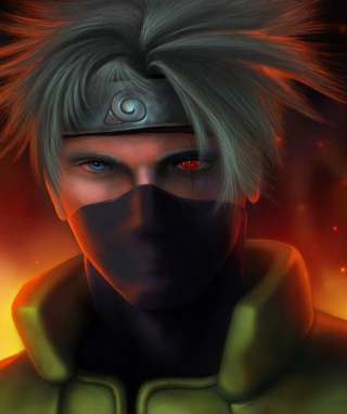 Kakashi Hatake Background for HTC Titan