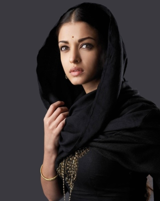 Free Aishwarya Rai HD Picture for Nokia 5800 XpressMusic