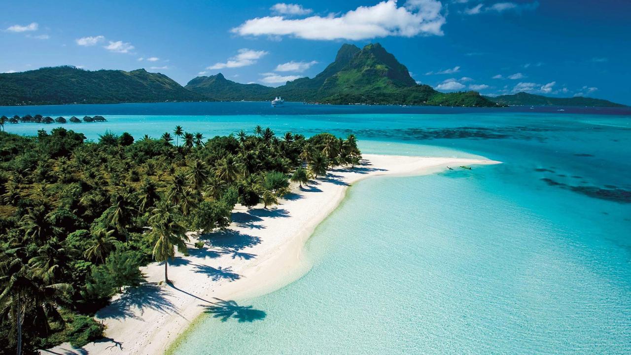 Exotic Tahiti