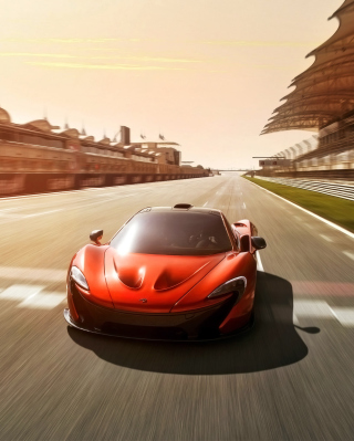 McLaren P1 Concept Picture for Nokia C6