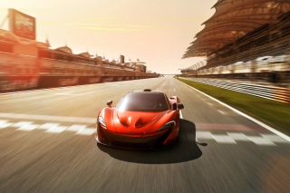 McLaren P1 Concept sfondi gratuiti per cellulari Android, iPhone, iPad e desktop