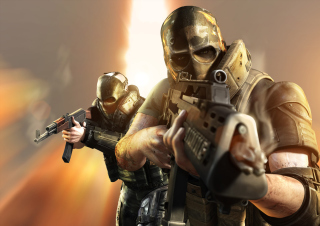 Army Of Two sfondi gratuiti per cellulari Android, iPhone, iPad e desktop
