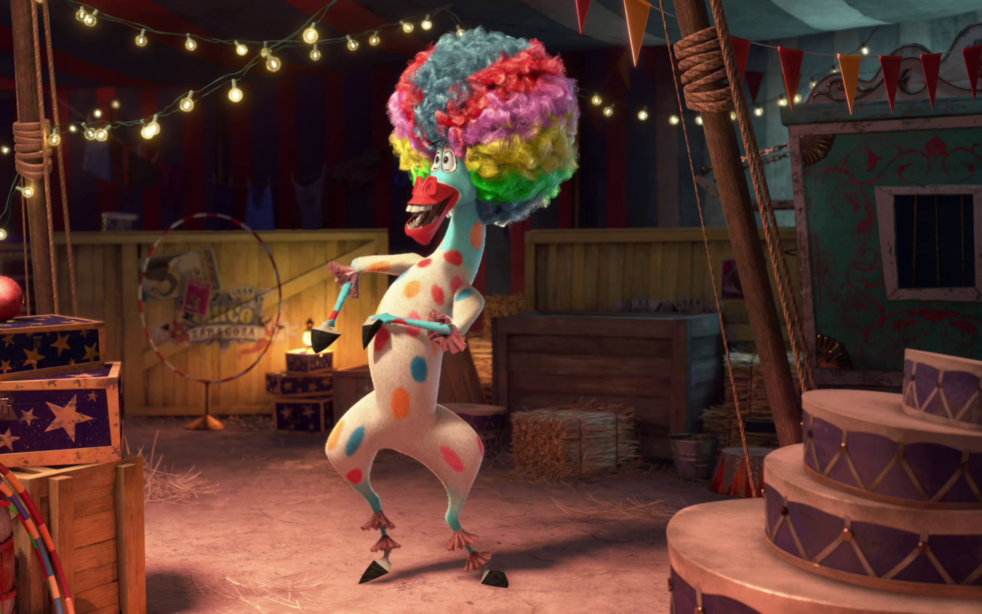 Screenshot №1 pro téma Madagascar 3 Europes Most Wanted 1920x1200