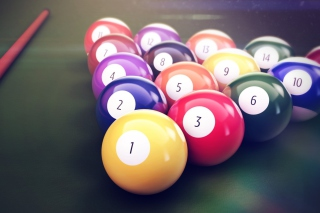 Free Billiards Picture for Android, iPhone and iPad