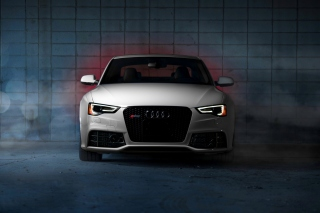 Audi RS5 Background for HTC EVO 4G