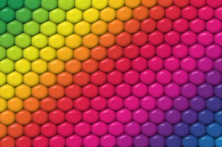 Rainbow Background for Android, iPhone and iPad