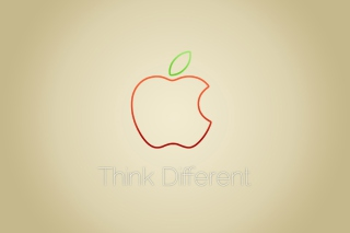 Kostenloses Think Different Wallpaper für Android, iPhone und iPad