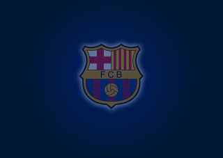 Barcelona FC Logo Picture for Android, iPhone and iPad