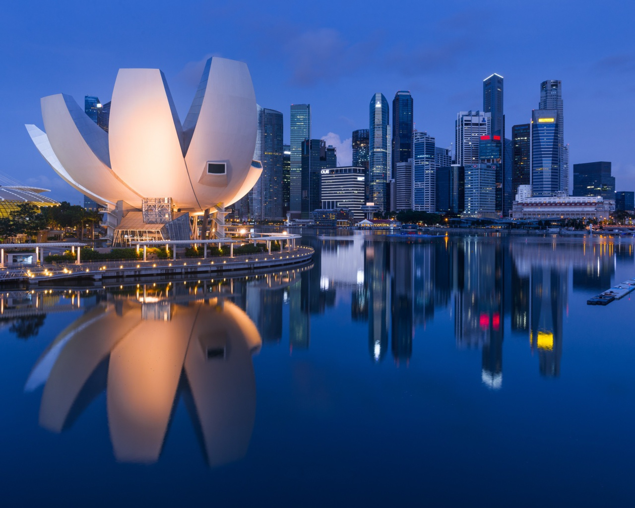 Das Singapore in Southeast Asia Wallpaper 1280x1024