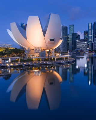 Singapore in Southeast Asia Picture for 240x320