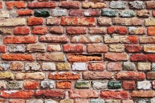 Brick Wall Background for Android, iPhone and iPad