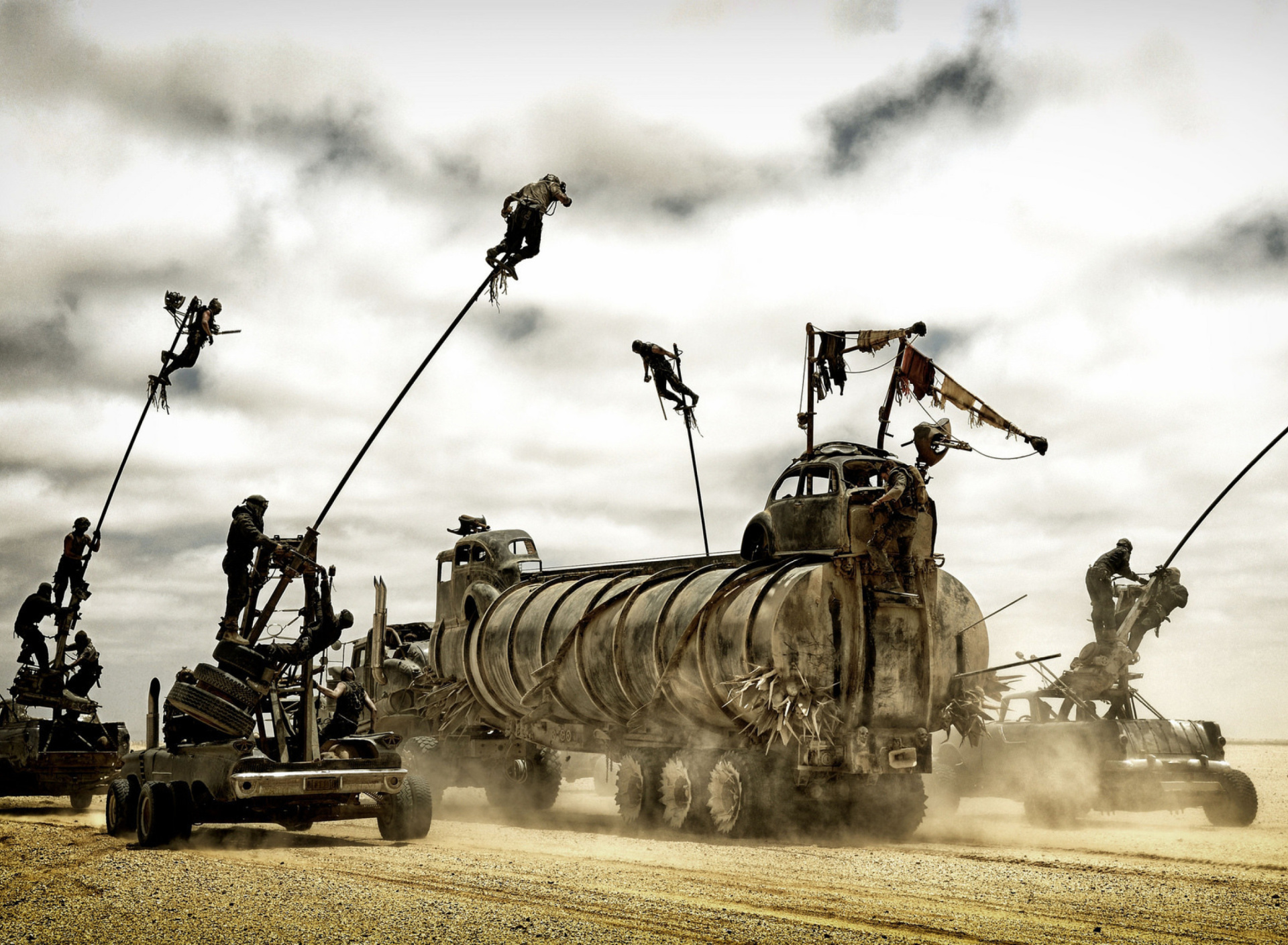 Screenshot №1 pro téma Mad Max fury Road 1920x1408