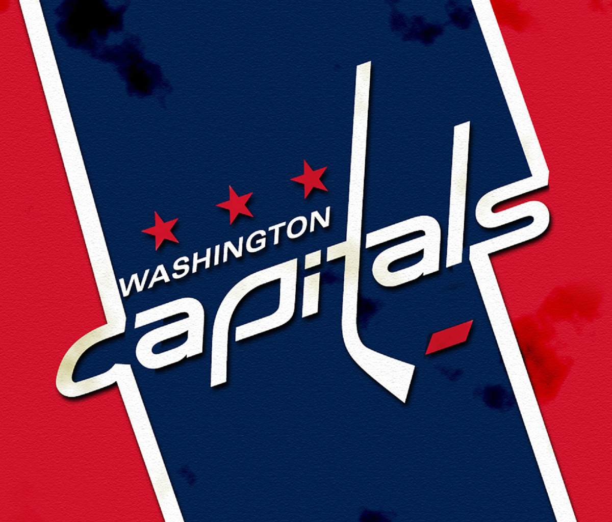 Screenshot №1 pro téma Washington Capitals NHL 1200x1024