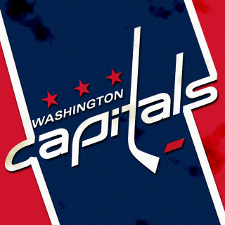 Washington Capitals NHL Background for iPad 3