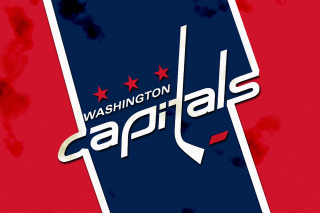 Washington Capitals NHL - Obrázkek zdarma pro Widescreen Desktop PC 1920x1080 Full HD