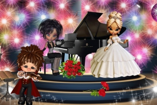 Dolls Event Picture for Android, iPhone and iPad