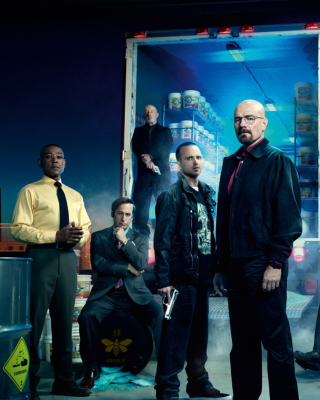 Breaking Bad sfondi gratuiti per HTC Titan
