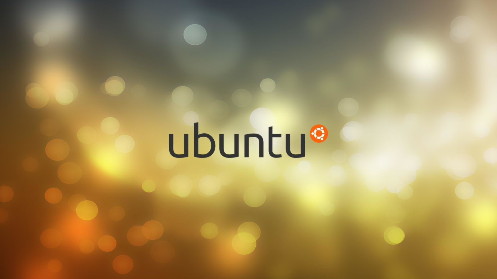 Ubuntu OS screenshot #1 1600x900