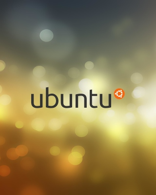 Ubuntu OS Wallpaper for Nokia Asha 300