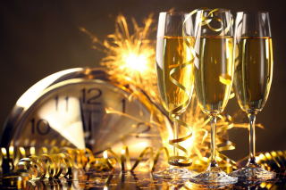 Happy New Year Countdown Wallpaper for Android, iPhone and iPad