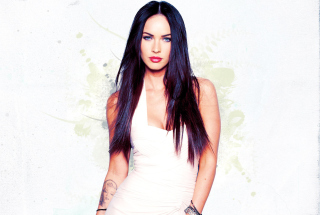 Megan Fox Wallpaper for Android, iPhone and iPad