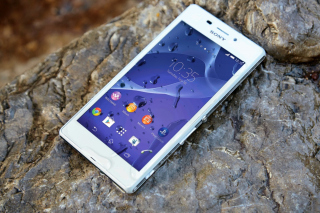 Sony Xperia M2 Background for Android, iPhone and iPad