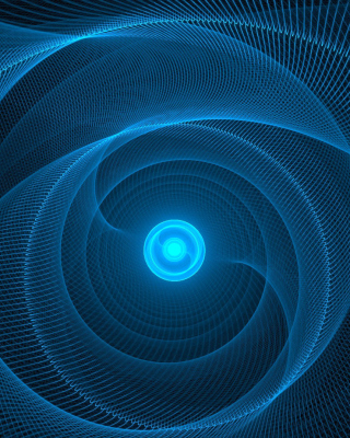 Blue Lines Picture for iPhone 6 Plus
