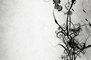 Monochrome Art Background for Android, iPhone and iPad