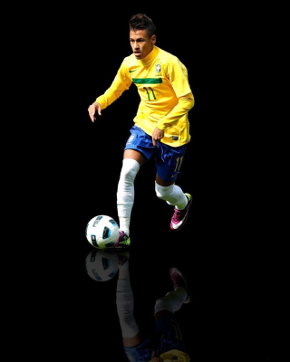 Neymar Brazilian Professional Footballer Picture for HTC Titan