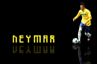 Neymar Brazilian Professional Footballer Background for Android, iPhone and iPad