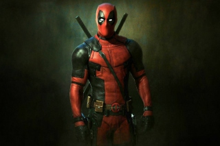Free Ryan Reynolds as Deadpool Picture for Android, iPhone and iPad
