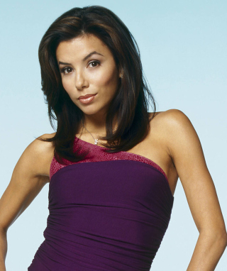Eva Longoria Background for iPhone 5