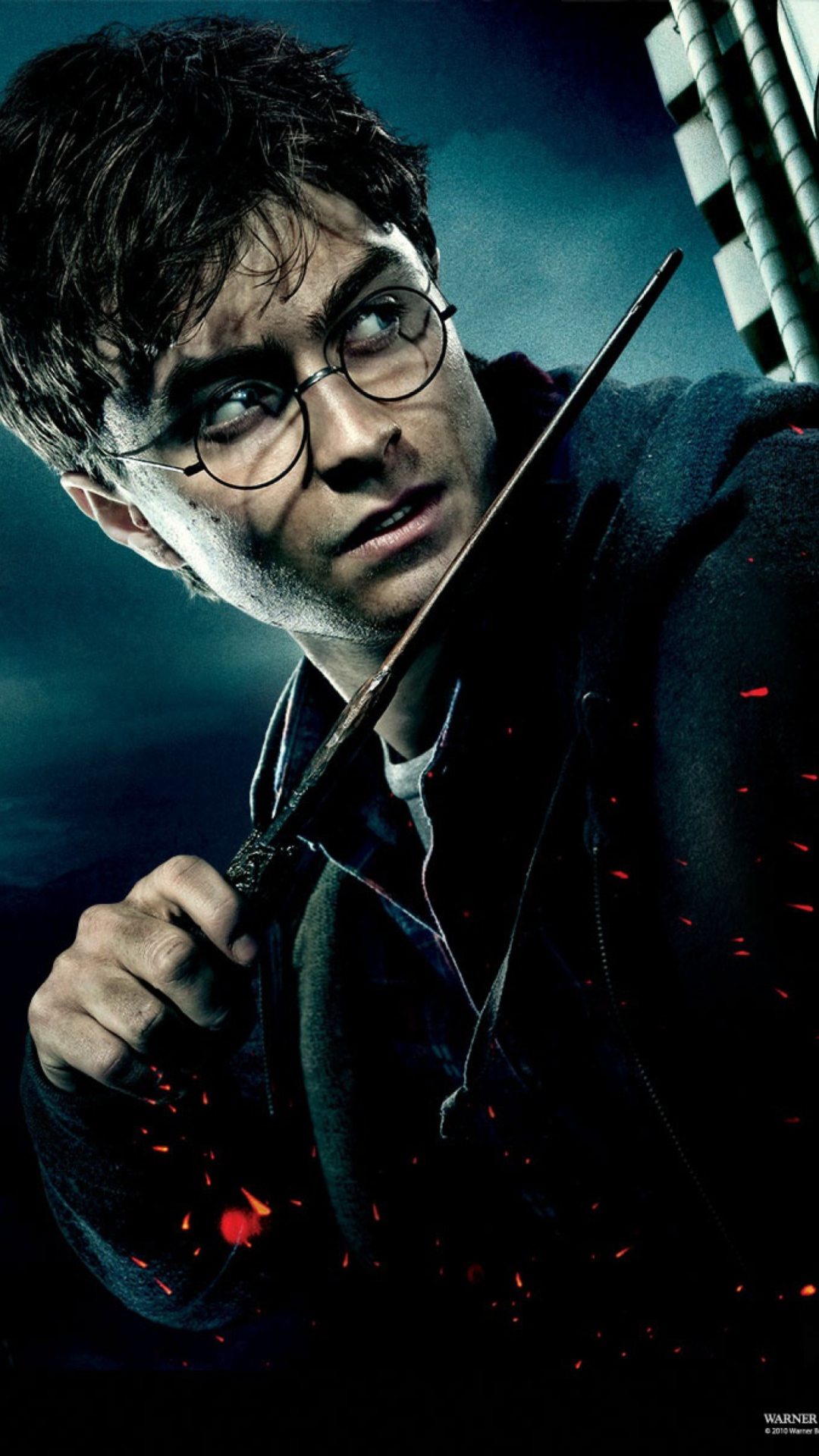 Harry Potter And Deathly Hallows Wallpaper For Iphone 6 Plus