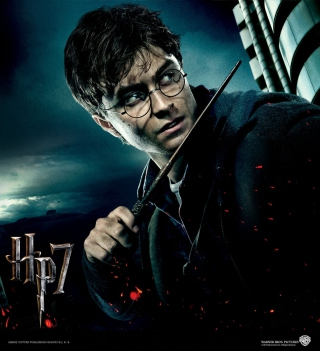 Harry Potter And Deathly Hallows - Obrázkek zdarma pro iPad