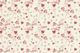 Love And Kiss Wallpaper for Android, iPhone and iPad