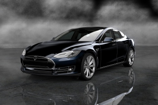Free Tesla S Picture for 1280x800
